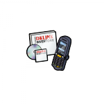 DKLink Inventory automates the process of fixed assets inventory control using mobile (hand-held) data collection terminals